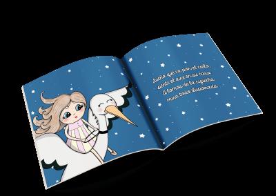 Ilustraciones para cuento infantil