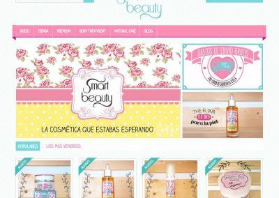 Tienda online de cosmética