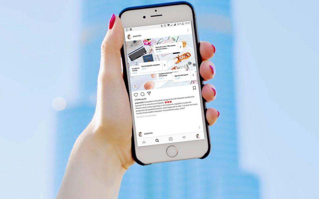 Cómo configurar tu tienda en Instagram