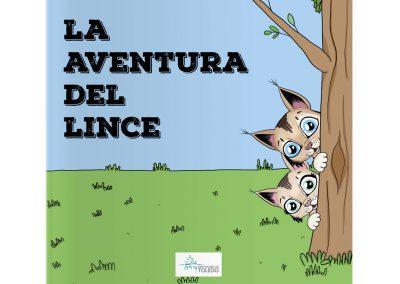 Ilustraciones para cuentos infantiles sobre el lince ibérico