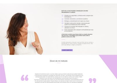 Página web Noemí Feliu